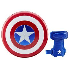 Marvel Captain America: Civil War Magnetic Shield & Gauntlet by Hasbro