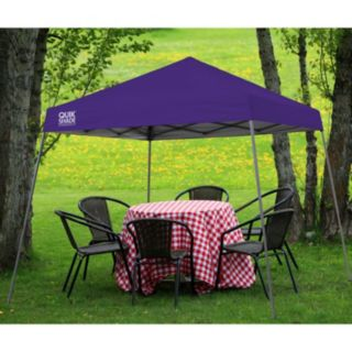Quik Shade Expedition 64 Team Colors 8' x 8' Instant Canopy Shelter