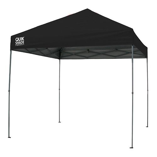 Quik Shade Expedition EX100 10' x 10' Instant Canopy Shelter