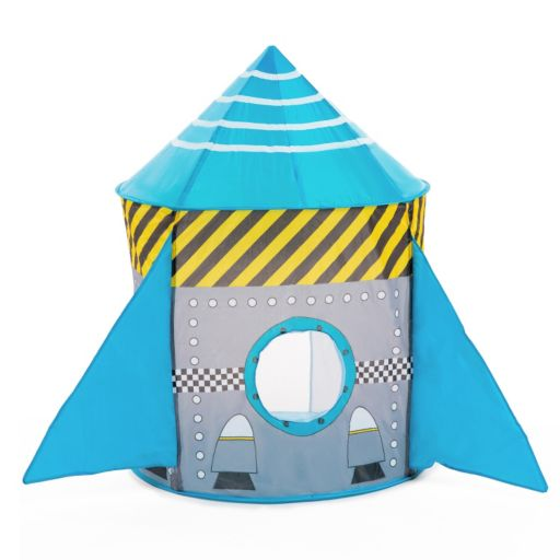 Fun2Give Pop-It-Up Play Tent Space Rocket