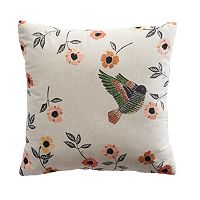 SONOMA Goods for Life™ Bird Throw Pillow