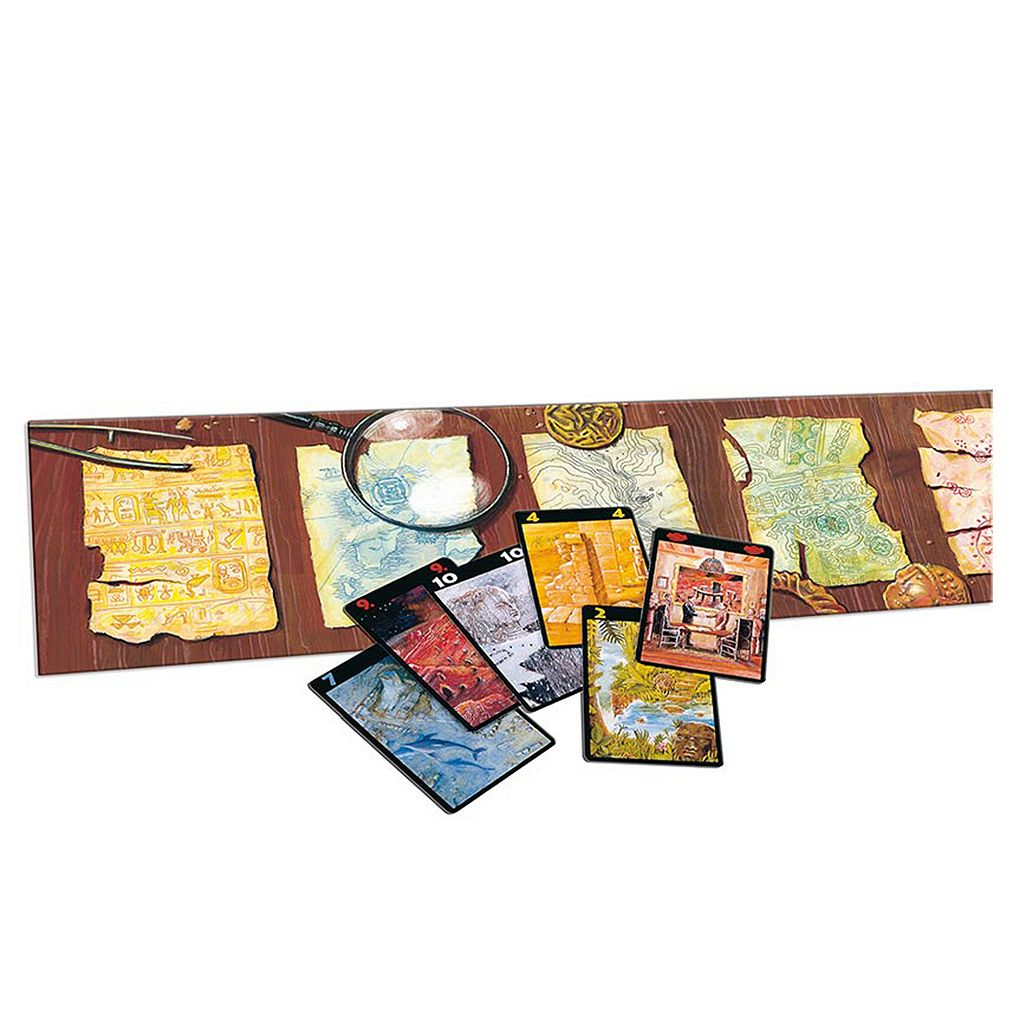 Thames & Kosmos Lost Cities: Card Game