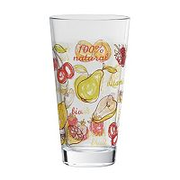 Global Amici Fresh Fruit 4-pc. Highball Glass Set