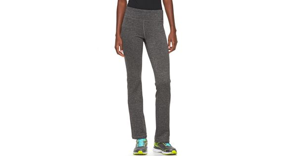 Women S Fila Sport 174 Straight Leg Fleece Workout Pants