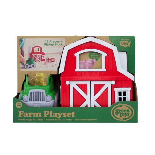Green Toys Farm Playset