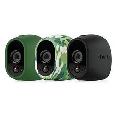 NETGEAR Arlo Camera Silicone Replacement Skins (3-Pack)