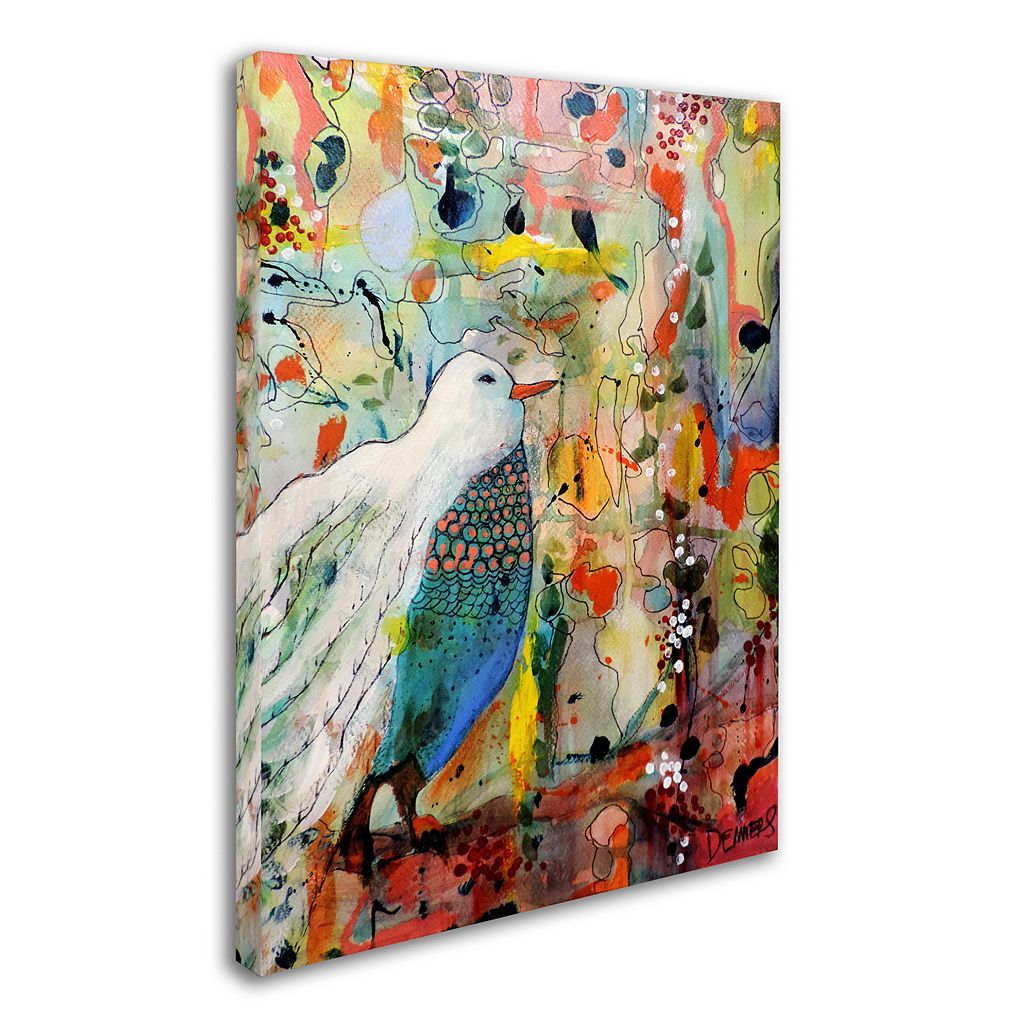 Trademark Fine Art Vers Toi Canvas Wall Art