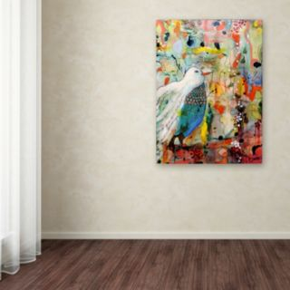 Trademark Fine Art Vers Toi Canvas Wall Art