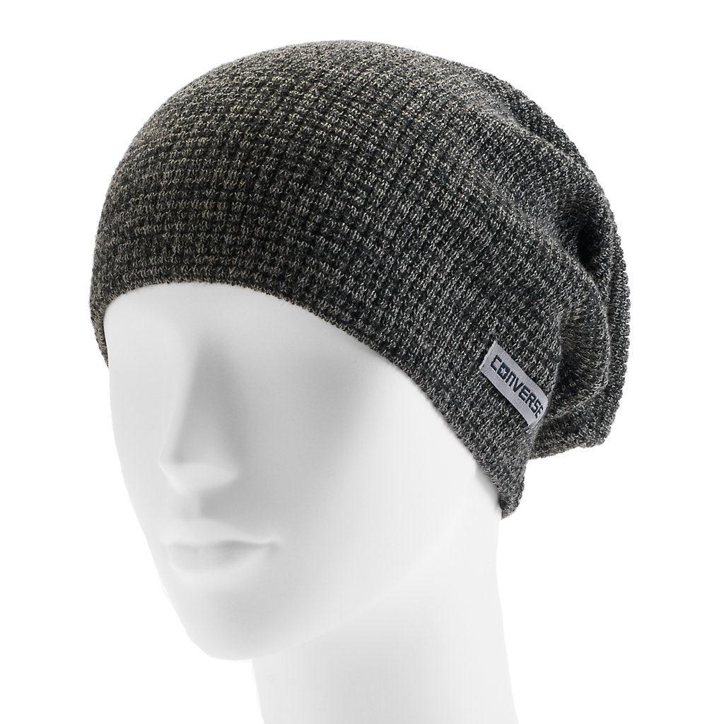 Unisex Converse Waffle-Knit Slouchy Beanie