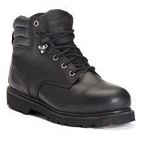Knapp Men's Steel-Toe Work Boots