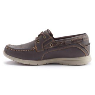 Grabbers Runabout Men's Slip-Resistant Boat Shoes