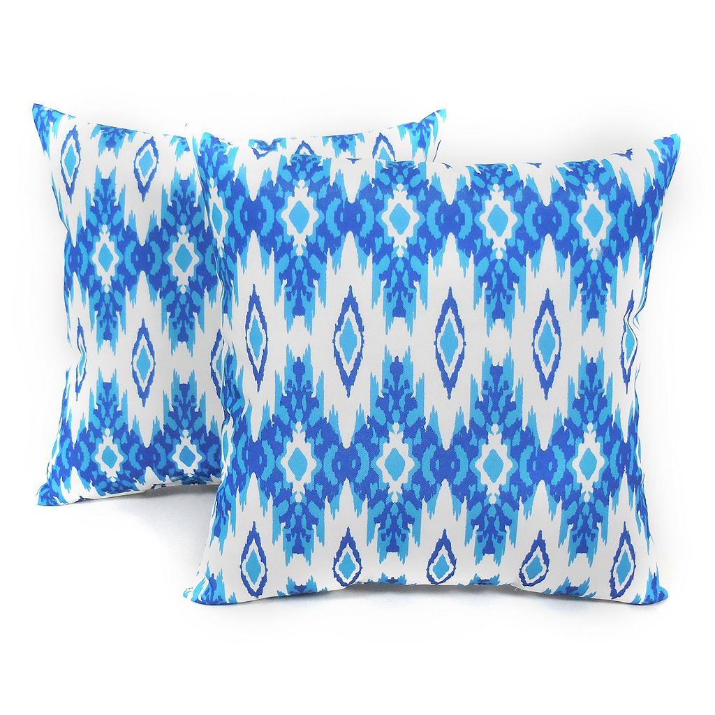 Arlee Home Fashions Indoor / Outdoor Throw Pillow 2-piece Set