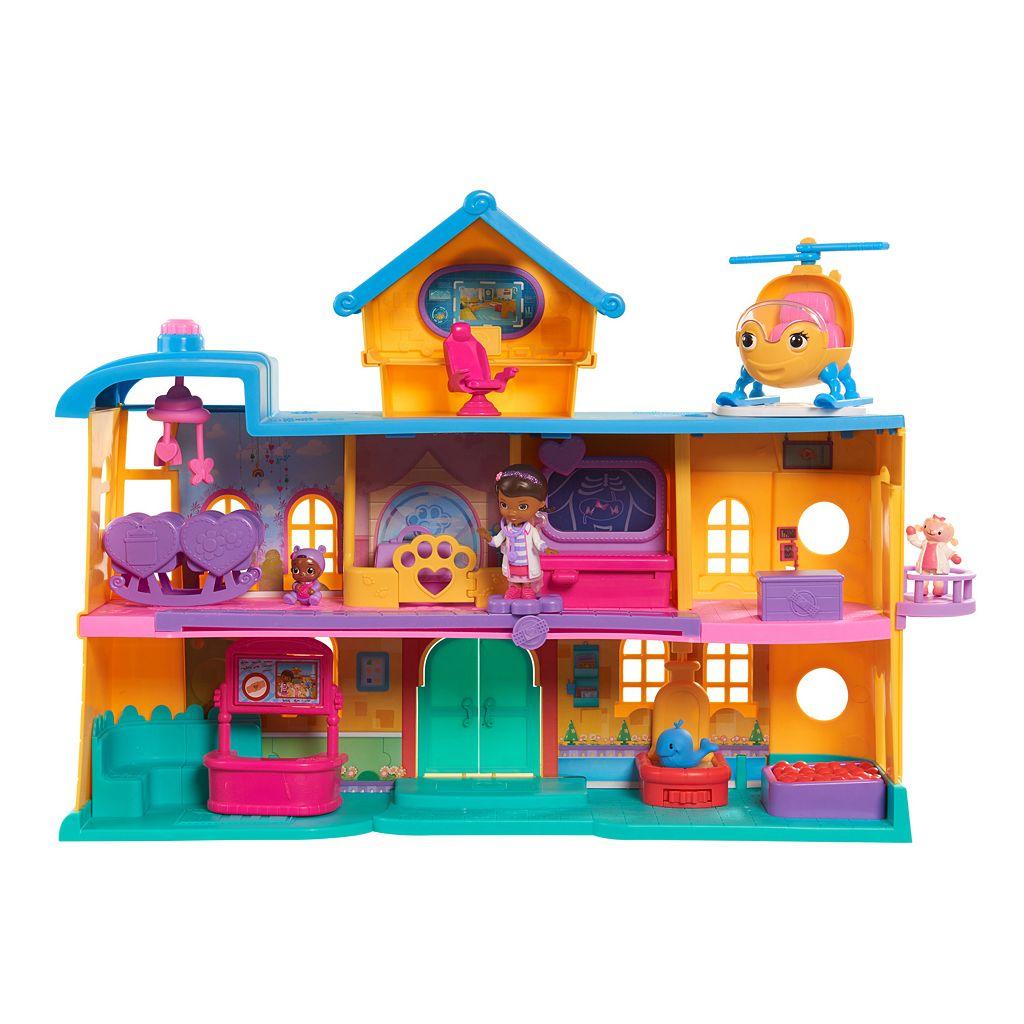 Disney's Doc McStuffins Toy Hospital