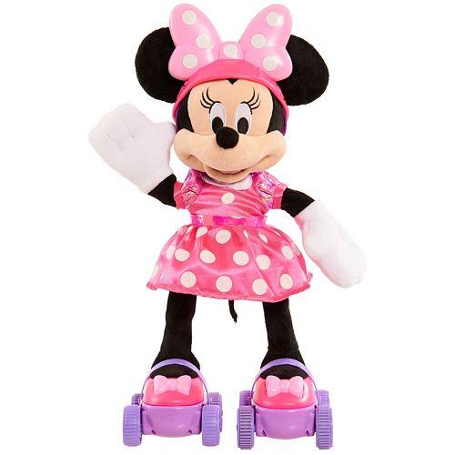 Disney Jr. Super Roller-Skating Minnie Mouse Toy