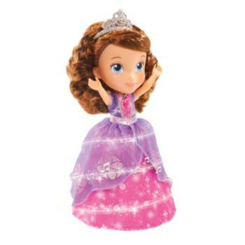 Disney Jr. Sofia the First Magic Dancing Sofia Doll