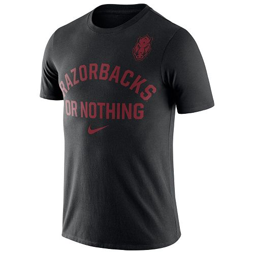 Men's Nike Arkansas Razorbacks Rally Tee