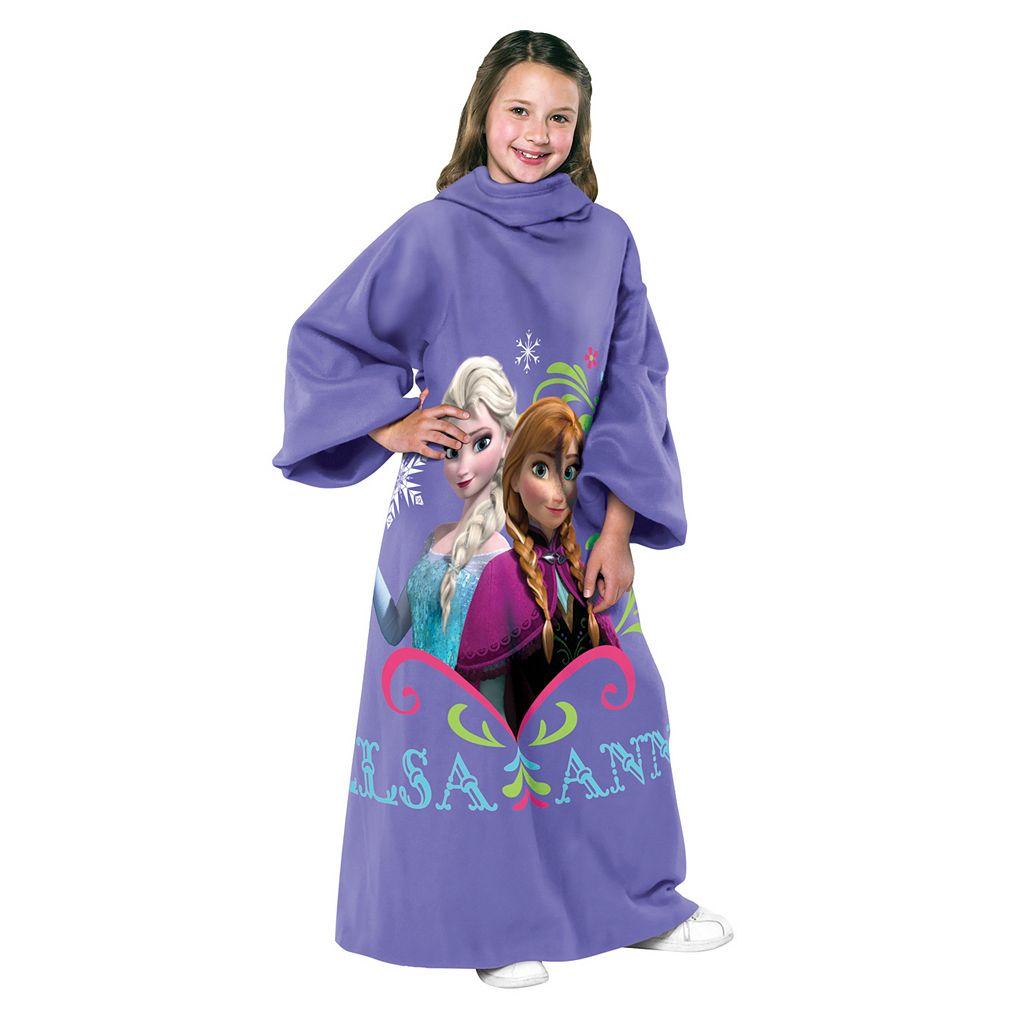 Disney's Frozen Sisters Kid's Comfy Throw