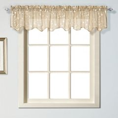 United Curtain Co. Savannah Window Valance