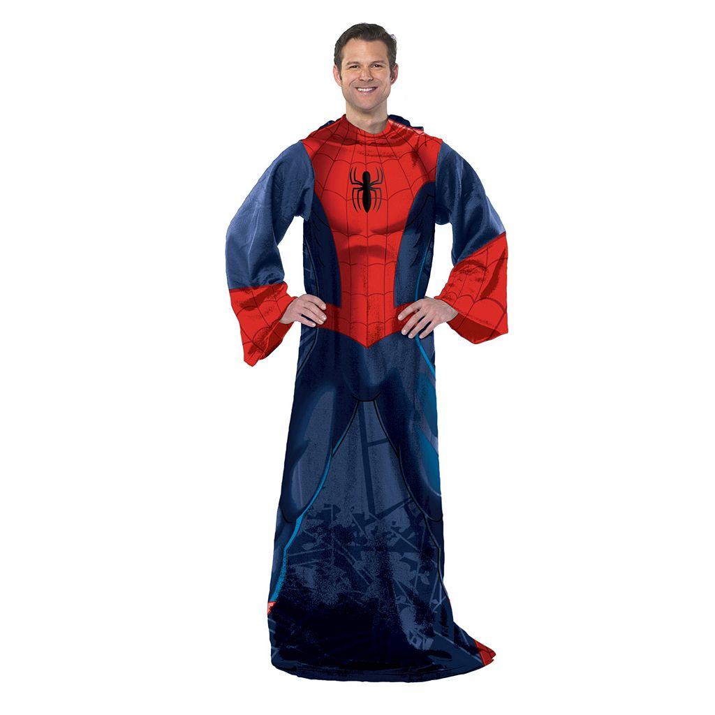 Spider-Man Spider Up Adult Comfy Throw