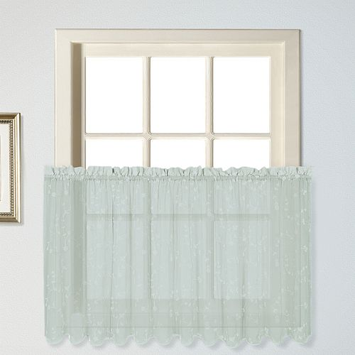 United Curtain Co. Savannah Tier Curtains