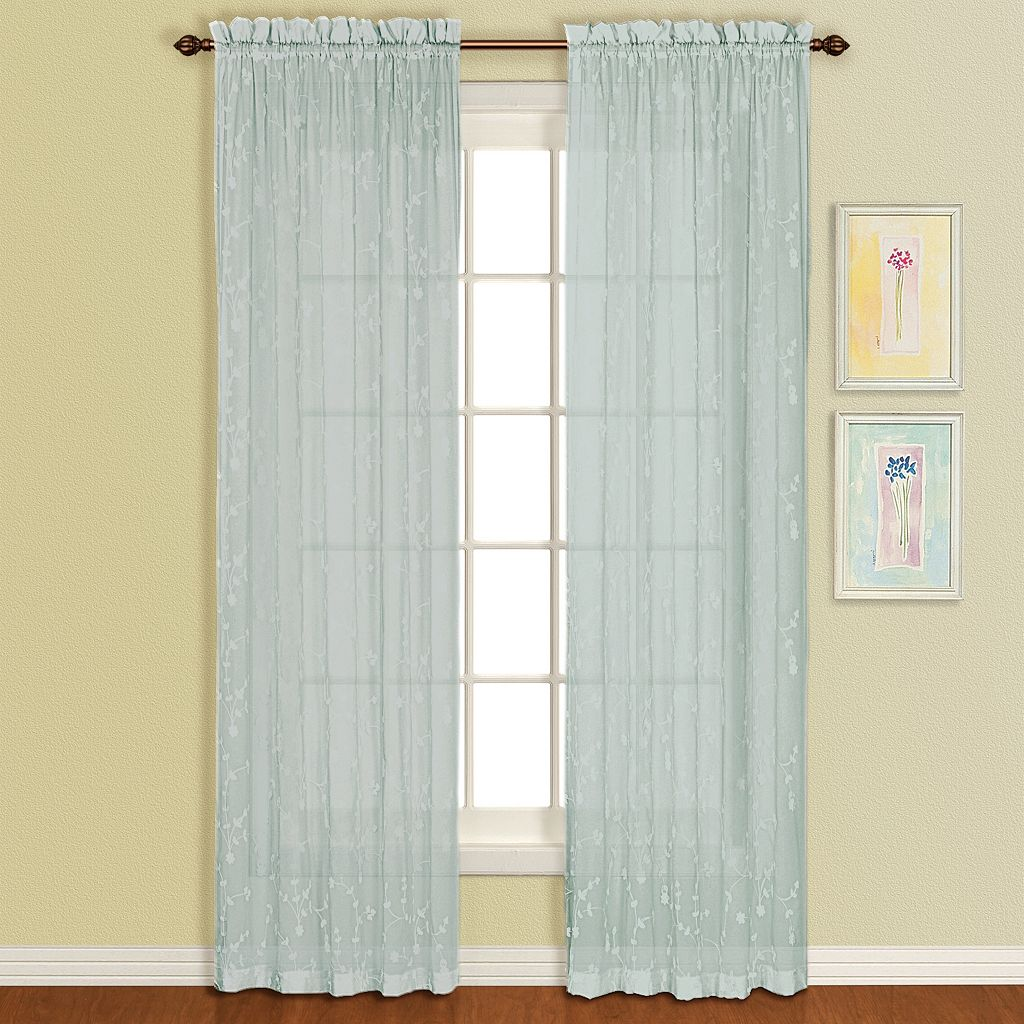 United Window Curtain Co. Savannah Window Curtain