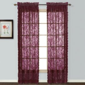 United Window Curtain Co. Windsor Window Curtain