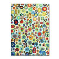 Trademark Fine Art Viva Canvas Wall Art