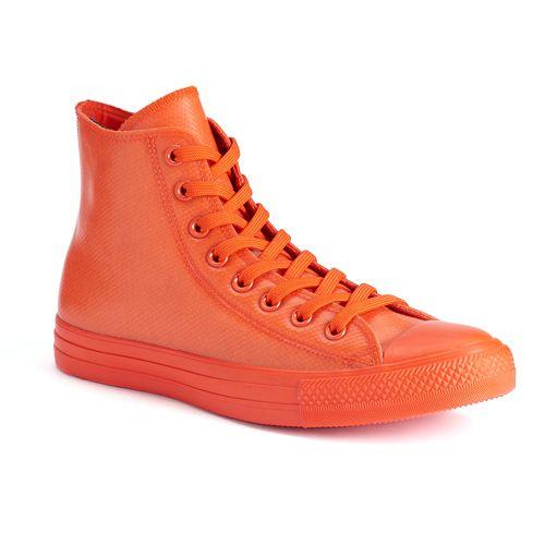 6e2052b3929e1 Men s Converse Chuck Taylor All Star Water-Repellent Rubber High-Top  Sneakers