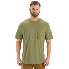 Men's Red Kap Solid Workwear Tee
