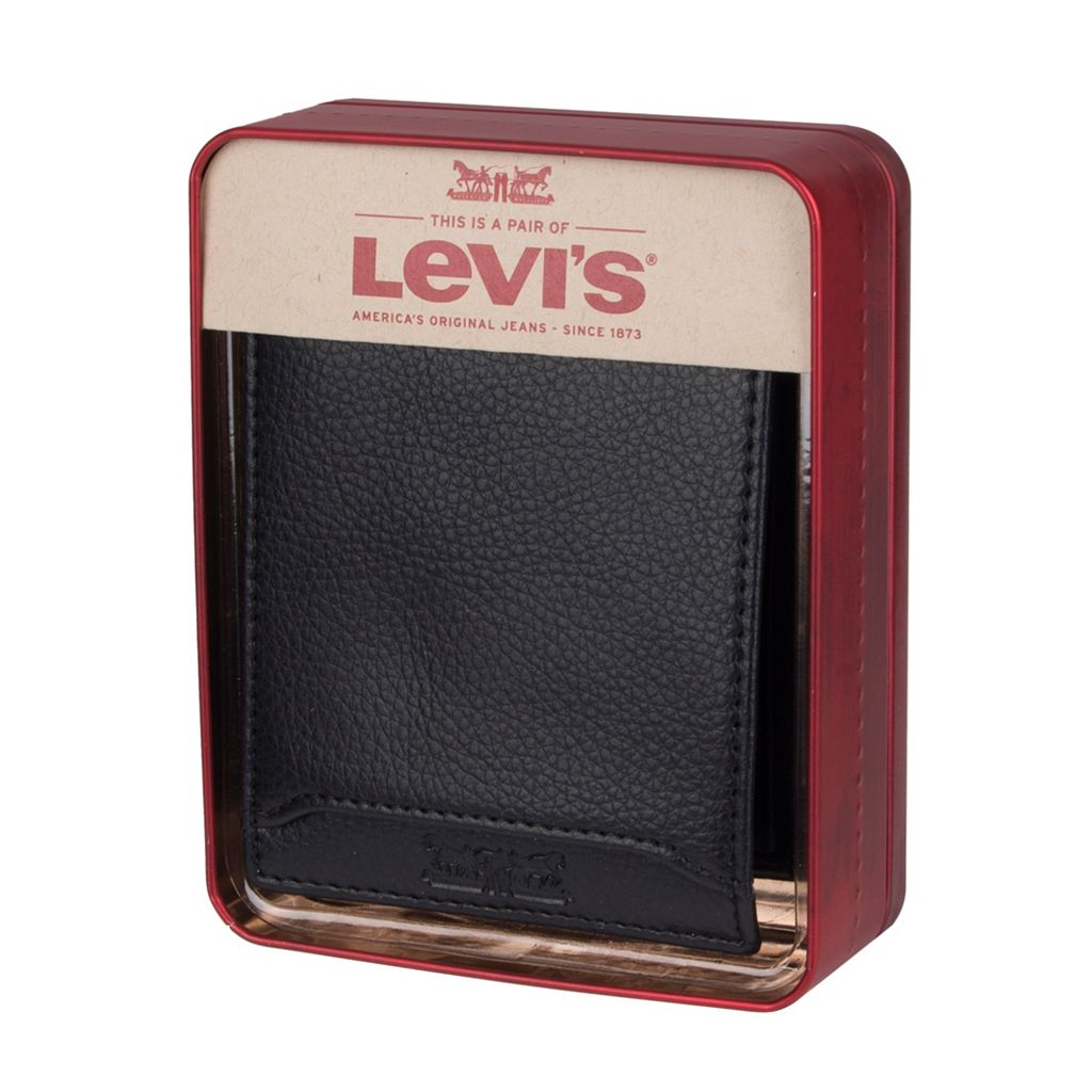 Men's Levi's® Passcase Wallet