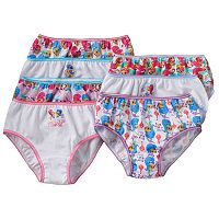 Girls 4-8 Shimmer & Shine 7-pk. Bikini Panties