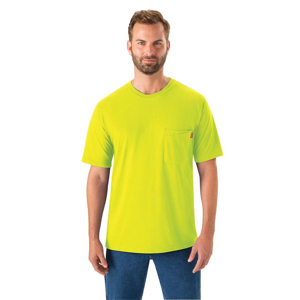 Men's Red Kap Enhanced Visibility Tee