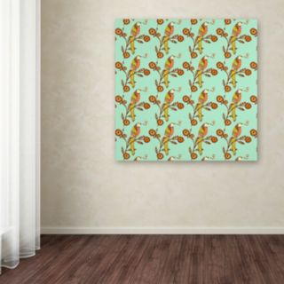 Trademark Fine Art Chanson d'Amour Canvas Wall Art