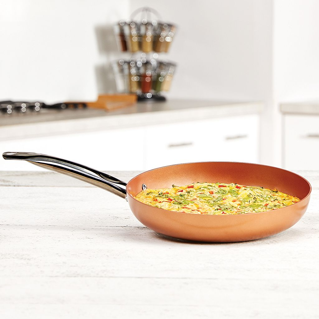 Copper Chef 10-in. Round Pan As Seen on TV