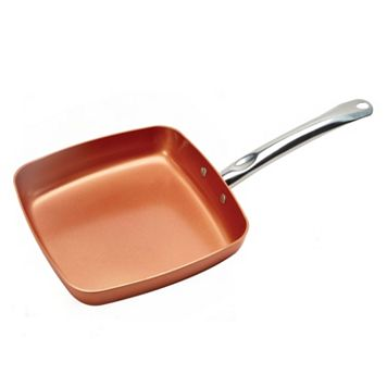 As Seen on TV Copper Chef 9.5-in. Square Pan