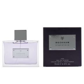 David Beckham Signature Men's Cologne - Eau de Toilette
