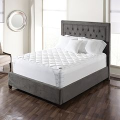 Sure Fit Memory Foam Quilted Mattress Pad