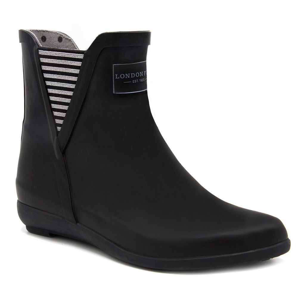 London Fog Piccadilly Women's Rain Boots