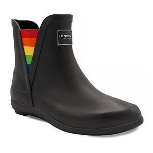 London Fog Piccadilly Women's Rain Boots
