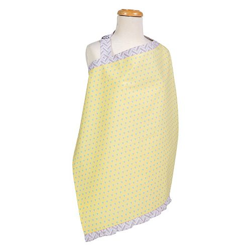 Trend Lab Triangles Nursing Cover