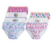 Girls DreamWorks Trolls Poppy 7-pk. Hipster Panties