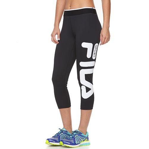 3cfd263bd2 Women's FILA SPORT® Rainbow Blast Capri Workout Leggings