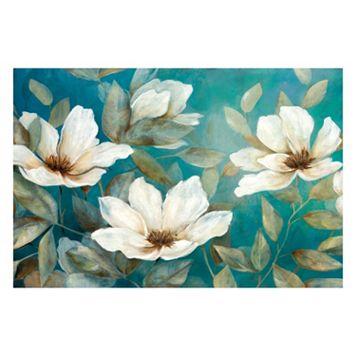 Shade of Blue II Canvas Wall Art