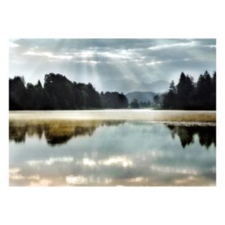 Morning Bliss I Canvas Wall Art