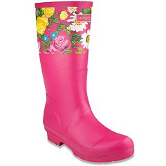 Womens Pink Rain Boots - Shoes | Kohl's