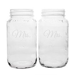 Cathy's Concepts Couples 2 pc Pilsner Glass Set
