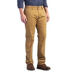 fad36d5c Men's Lee Performance Series Chino Straight-Fit Stretch Flat-Front Pants