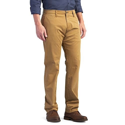 Men's Lee Modern Series Chino Straight-Fit Pants