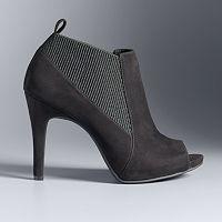 Simply Vera Vera Wang Women's Peep-Toe High Heels