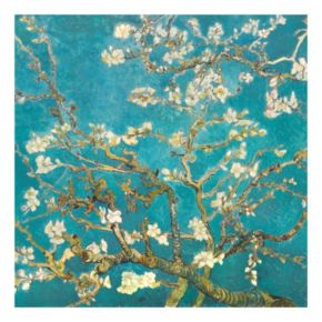 Almond Blossom Canvas Wall Art